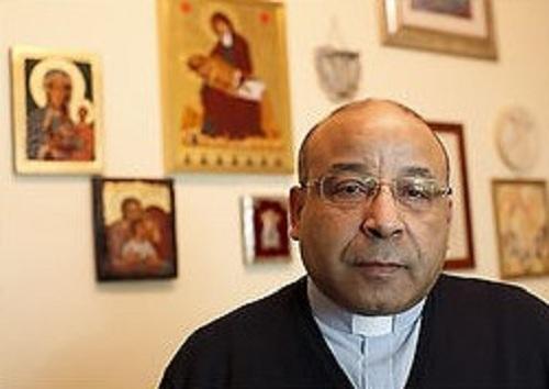 Enviado do Vaticano assiste aparição a Marija na Sicília