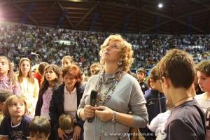 Marija – mantenha as crianças perto para tê-las rezando