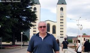 Segurança por vídeo chega a Medjugorje