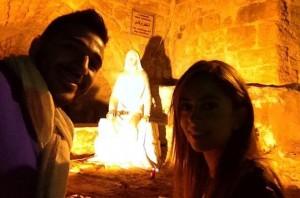 Maria leva os libaneses a um novo pentecostes