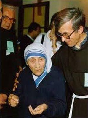 Santa Madre Teresa de Calcutá fez 3 pedidos a Nossa Senhora em Medjugorje na qual acreditava totalmente