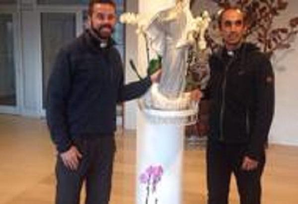 Dois sacerdotes espanhóis receberam a vocação em Medjugorje !!!