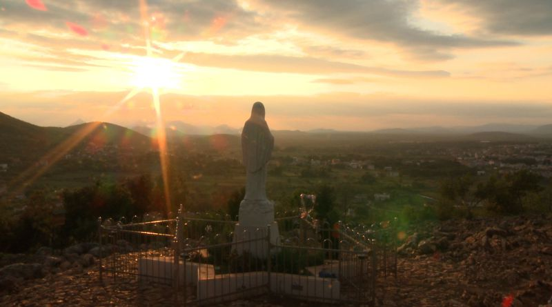 MEDJUGORJE: O LUGAR MAIS IMPORTANTE DO MUNDO