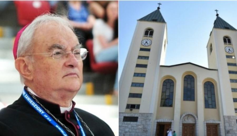 """Representante do Papa disse: """"Medjugorje é muito importante, aqui estão respondendo a sua sede de Deus"""""""