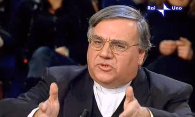 """DON MARIO PIERACCI: """"NOSSA SENHORA É CARTEIRA ? SIM, DE DEUS !!!"""""""