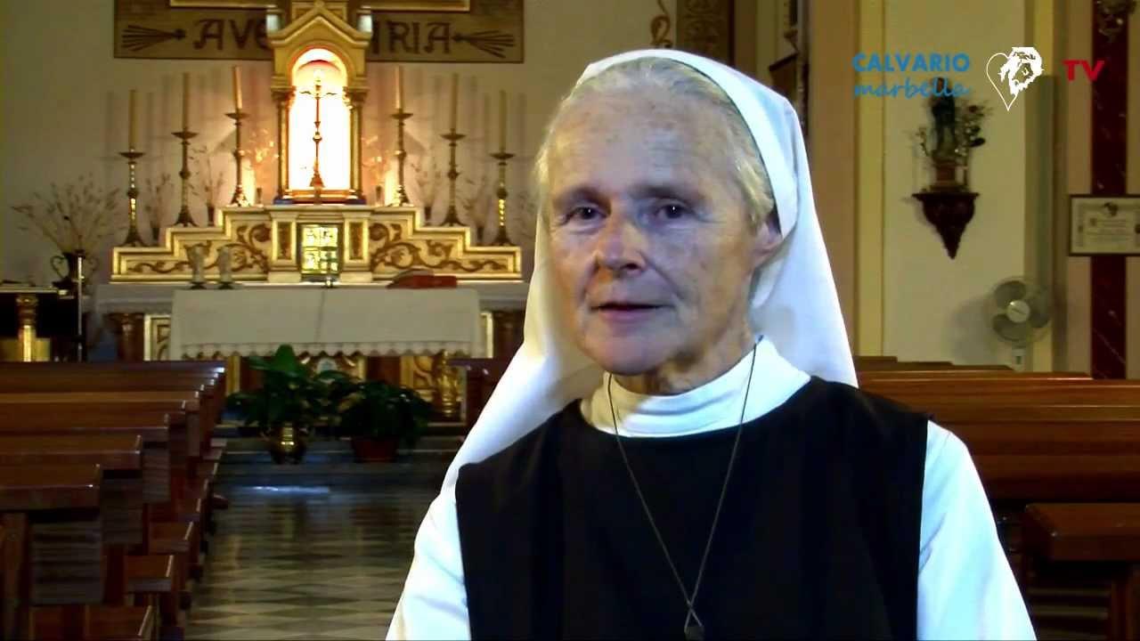 IRMÃ EMMANUEL: JESUS ME TIROU DO ABISMO DA MORTE PARA A RESSURREIÇÃO E ME LEVOU A MEDJUGORJE