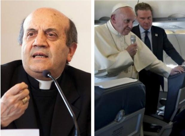 """Monsenhor Signalini: """"Existe má interpretação nas palavras do Papa sobre Medjugorje"""""""