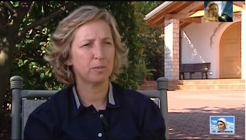 MARIJA: OS SEGREDOS FALARÃO DA PARÓQUIA DE MEDJUGORJE E DO MUNDO
