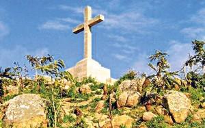Honduras constrói réplica da cruz de Medjugorje