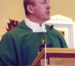 """Padre Ronan Murphy: """"Então tudo sumiu e Vicka me apareceu !!!"""""""