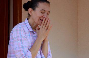 """Vicka: """"Antes de começar a rezar com o coração, começa-se silenciando"""""""