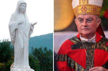 VISITADOR APOSTÓLICO VATICANO RECONHECE A PRESENÇA DE MARIA EM MEDJUGORJE !!!