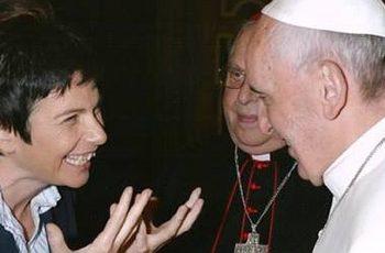 "PAPA FRANCISCO DISSE A CHIARA AMIRANTE EM ROMA: ""EU SALVEI MEDJUGORJE"""