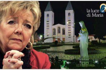 """MARIA ME DISSE EM MEDJUGORJE: """"QUER DAR TODO O SEU CORAÇÃO E SUA ALMA AO MEU FILHO JESUS ??"""""""