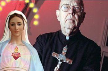 "PADRE AMORTH: ""EM MEDJUGORJE SE EXERCE O MINISTÉRIO DE JESUS CRISTO"""