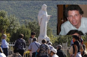 Cientista ateu tem duas incríveis experiências durante aparição de Nossa Senhora em Medjugorje !!!