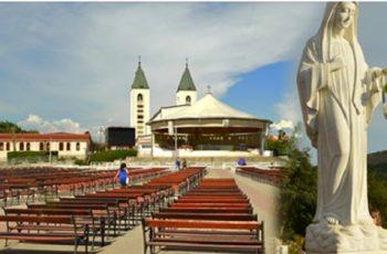 Em Medjugorje provei uma paz que não é deste mundo !!!