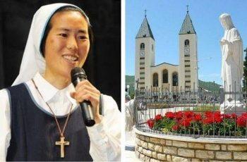 Jovem com graves doenças é curada em Medjugorje e torna-se religiosa