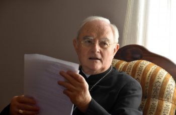 """""""O Santo Padre abriu as portas para Medjugorje"""" afirmou Monsenhor Hoser"""